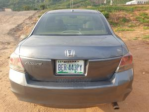Honda Accord 2008 2.0 Comfort Automatic Gray | Cars for sale in Abuja (FCT) State, Katampe