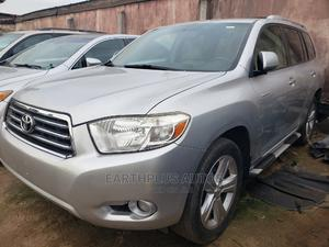 Toyota Highlander 2008 Limited 4x4 Silver   Cars for sale in Lagos State, Ilupeju