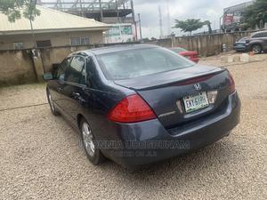 Honda Accord 2007 Gray | Cars for sale in Abuja (FCT) State, Gwarinpa