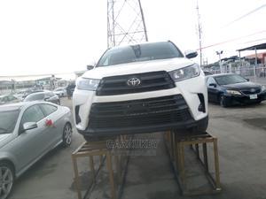Toyota Highlander 2019 SE White | Cars for sale in Lagos State, Lekki