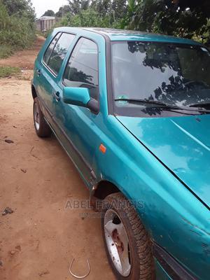 Volkswagen Golf 2002 Green | Cars for sale in Lagos State, Ikorodu