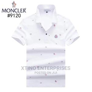 Moncler Polo T Shirt Original   Clothing for sale in Lagos State, Surulere