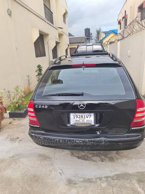 Mercedes-Benz C240 2005 Black | Cars for sale in Lagos State, Ogba