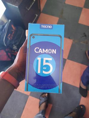 New Tecno Camon 15 Air 64 GB Gray | Mobile Phones for sale in Oyo State, Ibadan