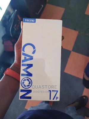 New Tecno Camon 17P 128 GB Black | Mobile Phones for sale in Oyo State, Ibadan