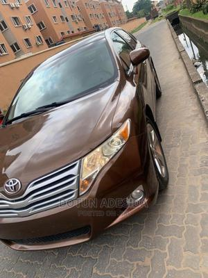 Toyota Venza 2009 V6 Brown | Cars for sale in Lagos State, Ogba
