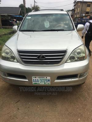 Lexus GX 2004 470 Silver | Cars for sale in Lagos State, Shomolu