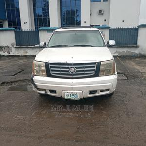 Cadillac Escalade 2007 Off White   Cars for sale in Rivers State, Port-Harcourt