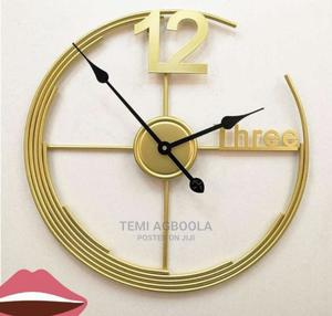 Wall Decorative Clock | Arts & Crafts for sale in Lagos State, Ikeja