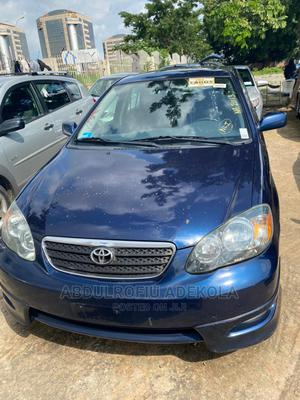 Toyota Corolla 2005 S Blue | Cars for sale in Abuja (FCT) State, Central Business District