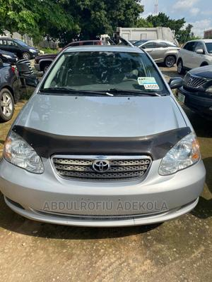 Toyota Corolla 2006 LE Silver | Cars for sale in Abuja (FCT) State, Central Business District