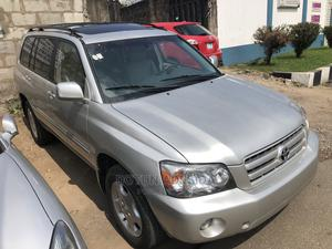 Toyota Highlander 2008 Silver | Cars for sale in Lagos State, Ikeja