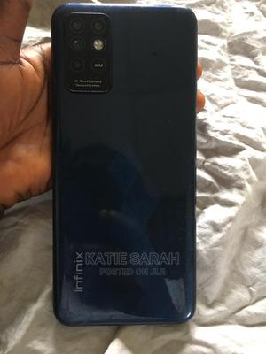 Infinix Note 8i 64 GB Blue | Mobile Phones for sale in Lagos State, Ikeja