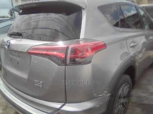 Toyota RAV4 2017 XLE AWD (2.5L 4cyl 6A) Gray | Cars for sale in Lagos State, Ikeja