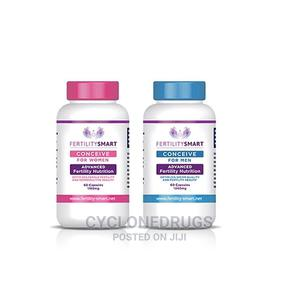 Fertility Smart Conceive for Men Women Couple's Special 1m   Vitamins & Supplements for sale in Lagos State, Amuwo-Odofin