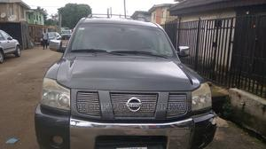 Nissan Armada 2008 SE Gray | Cars for sale in Lagos State, Alimosho