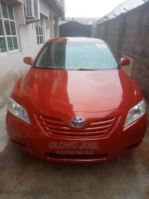 Toyota Camry 2007 Red | Cars for sale in Lagos State, Ikorodu