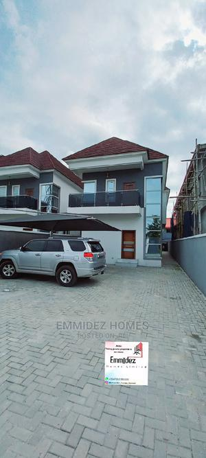 Furnished 5bdrm Duplex in Chevron, Lagos for Rent | Houses & Apartments For Rent for sale in Lekki, Chevron