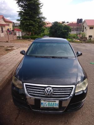 Volkswagen Passat 2008 2.0 Black | Cars for sale in Abuja (FCT) State, Lokogoma