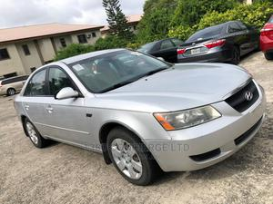 Hyundai Sonata 2008 Silver | Cars for sale in Lagos State, Victoria Island