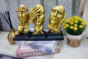 Speak No Evil, See No Evil, Hear No Evil Figurine | Home Accessories for sale in Lagos State, Lagos Island (Eko)