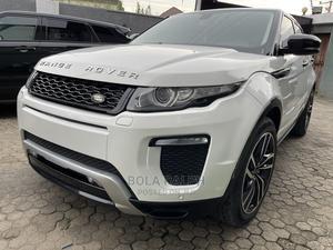 Land Rover Range Rover Evoque 2016 White | Cars for sale in Lagos State, Lekki