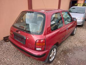 Nissan Micra 2001 Red | Cars for sale in Lagos State, Ifako-Ijaiye