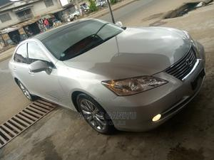 Lexus ES 2008 350 Silver | Cars for sale in Lagos State, Oshodi