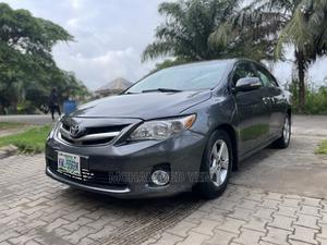 Toyota Corolla 2008 Gray | Cars for sale in Abuja (FCT) State, Gwarinpa