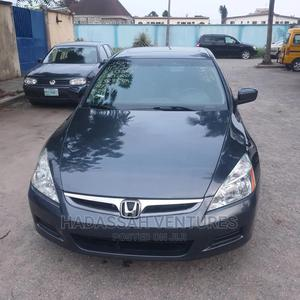 Honda Accord 2007 2.4 Exec Automatic Gray   Cars for sale in Lagos State, Amuwo-Odofin