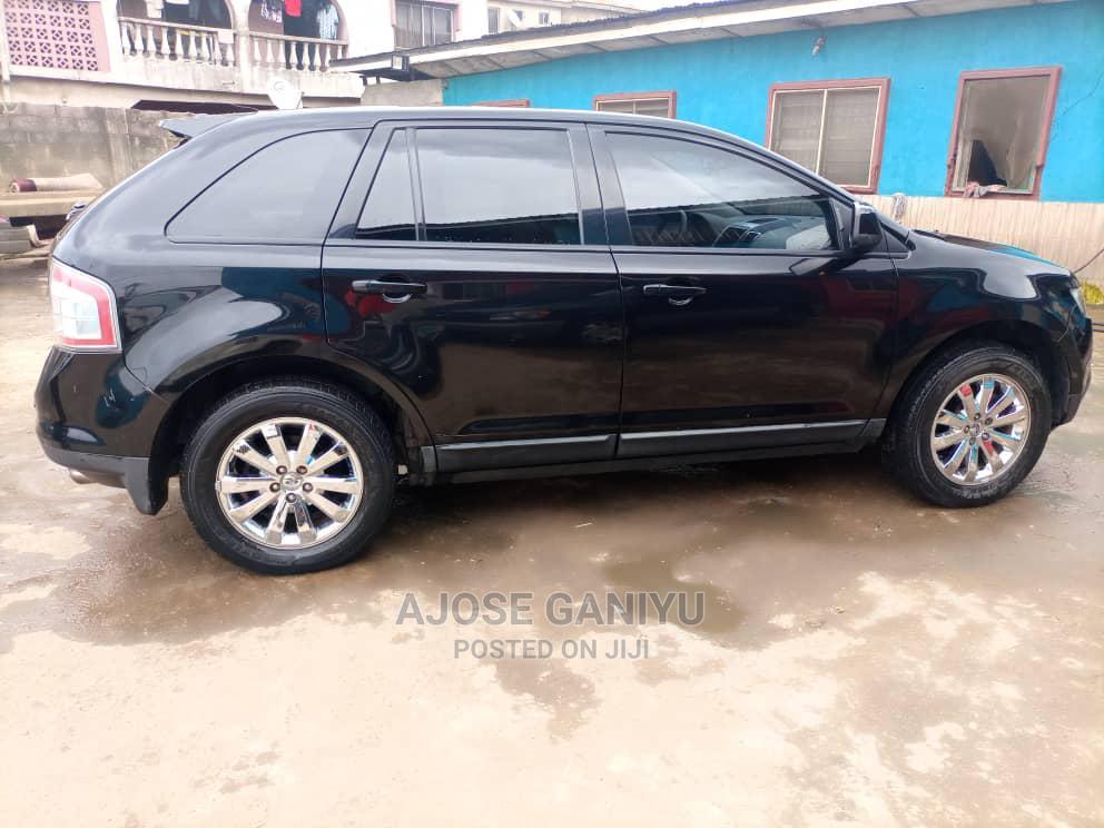 Ford Edge 2008 Black | Cars for sale in Oshodi, Lagos State, Nigeria