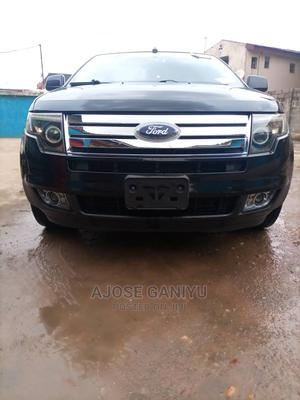 Ford Edge 2008 Black | Cars for sale in Lagos State, Oshodi