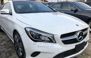 Mercedes-Benz CLA-Class 2019 White | Cars for sale in Lagos State, Ikoyi