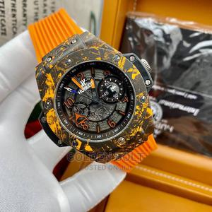 Hublot Rough Design Watch   Watches for sale in Lagos State, Magodo