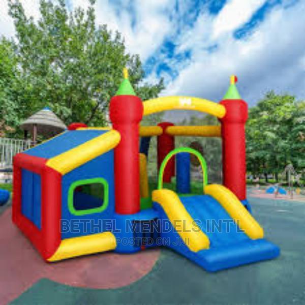 Children Fun Bouncy Castle for Rent in Ikeja.