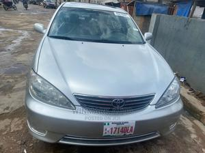 Toyota Camry 2005 2.4 XLE Silver   Cars for sale in Lagos State, Oshodi