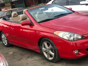 Toyota Solara 2009 3.3 Convertible Red | Cars for sale in Rivers State, Port-Harcourt