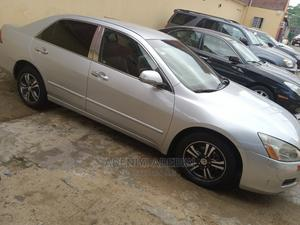 Honda Accord 2007 Gray | Cars for sale in Lagos State, Ifako-Ijaiye