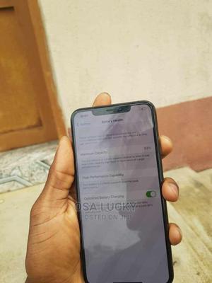 Apple iPhone XS Max 256 GB Black | Mobile Phones for sale in Edo State, Benin City