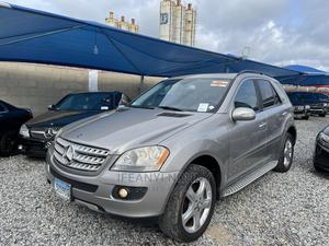 Mercedes-Benz M Class 2008 ML 350 4Matic Gray   Cars for sale in Lagos State, Amuwo-Odofin