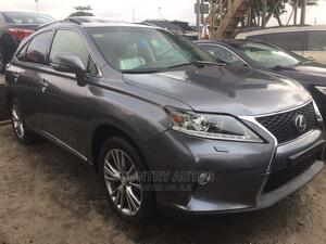 Lexus RX 2013 350 F SPORT AWD Gray | Cars for sale in Lagos State, Apapa