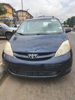 Toyota Sienna 2007 LE 4WD Blue | Cars for sale in Lagos State, Ogba
