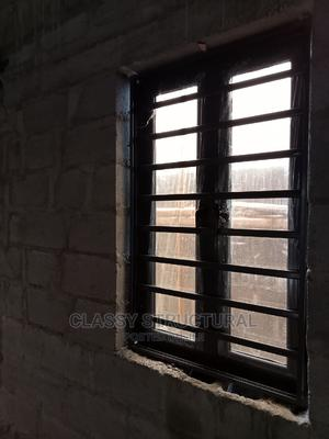 Casement Window With Burglary | Windows for sale in Lagos State, Agege