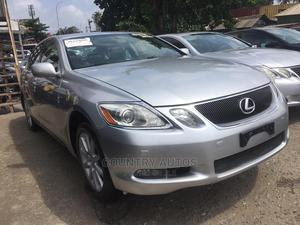 Lexus GS 2008 350 AWD Silver | Cars for sale in Lagos State, Apapa