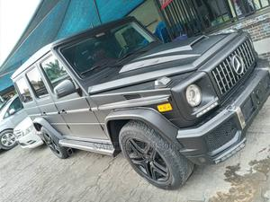 Mercedes-Benz G-Class 2010 Base G 55 AMG 4x4 Black | Cars for sale in Lagos State, Isolo