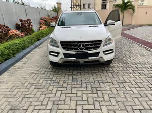 Mercedes-Benz M Class 2014 White   Cars for sale in Lagos State, Ajah