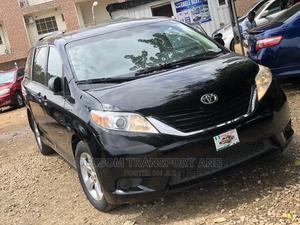 Toyota Sienna 2012 Black | Cars for sale in Abuja (FCT) State, Gwarinpa