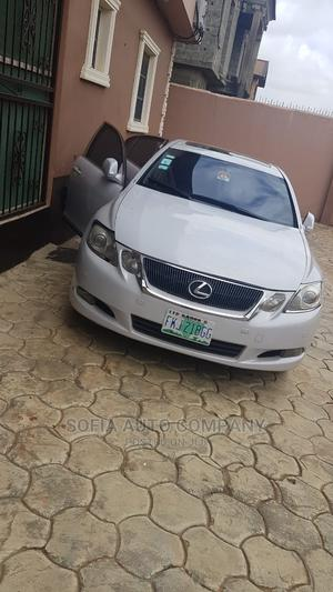 Lexus GS 2009 350 White | Cars for sale in Lagos State, Ikeja
