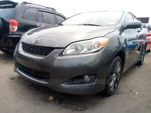 Toyota Matrix 2013 Gray | Cars for sale in Lagos State, Apapa
