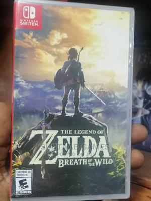 The Legend of Zelda: Breath of the Wild - Nintendo Switch | Video Games for sale in Lagos State, Lagos Island (Eko)